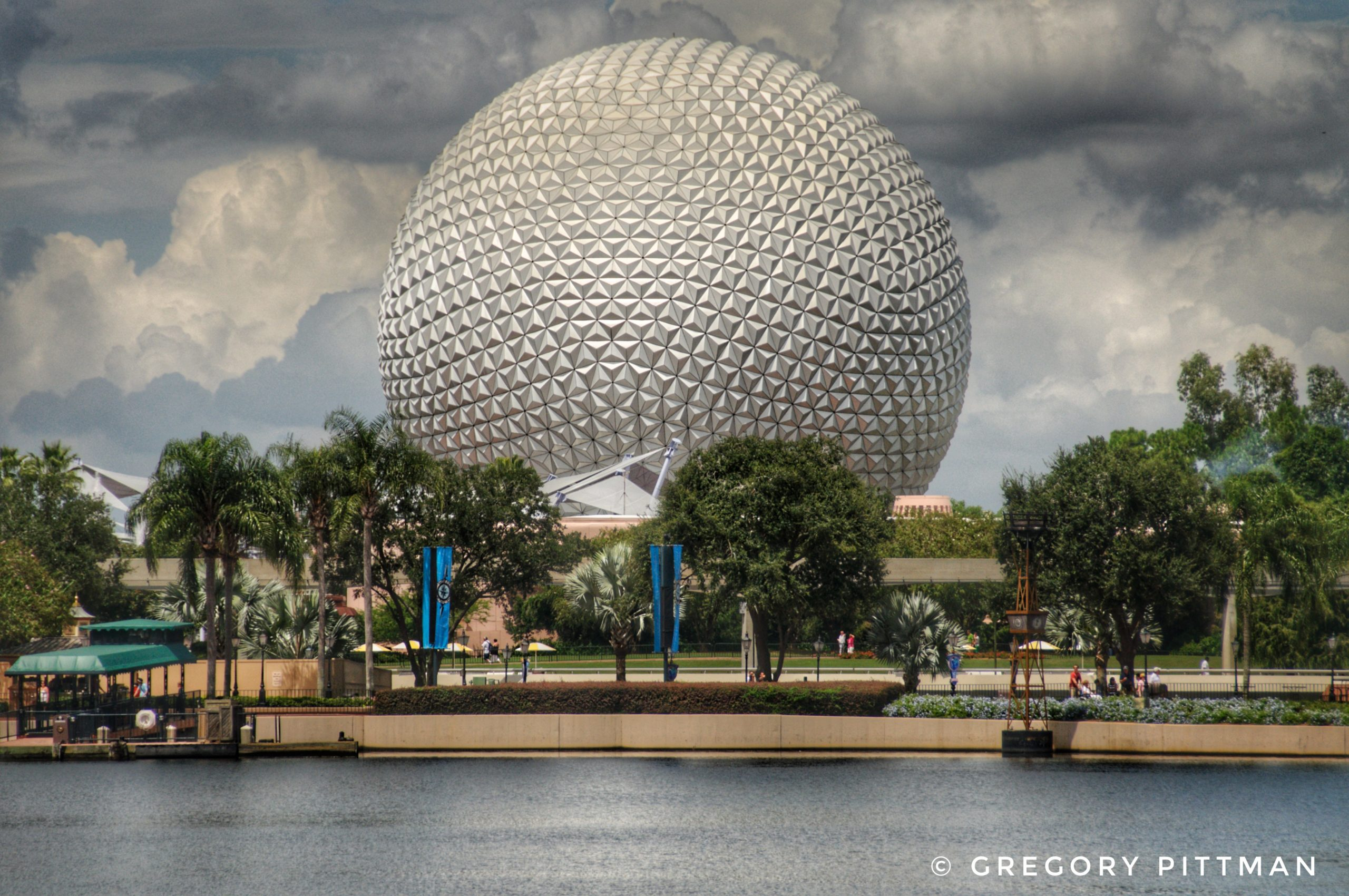 Spaceship Earth, Disney's EPCOT Center